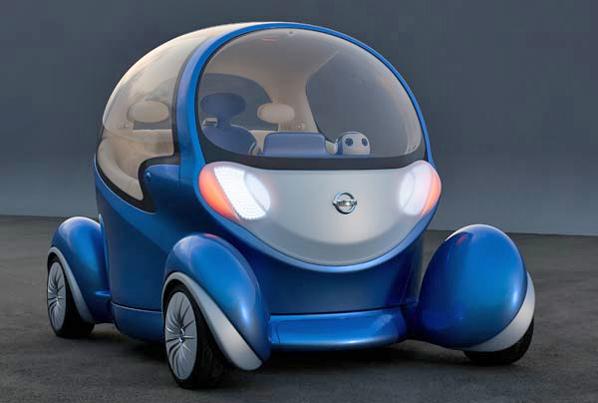 Nissan Pivo2, el ciudadano del futuro