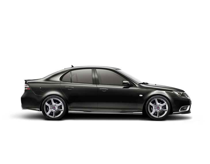 Saab Turbo X: detalles