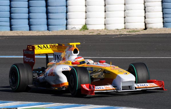 Novedades de cara a Jerez