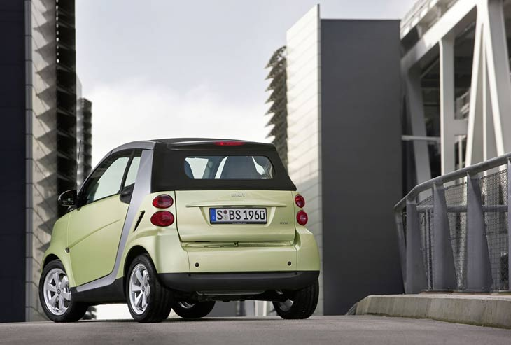 Smart for two Edition limited three