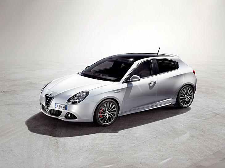 Alfa Romeo Giuletta, al detalle