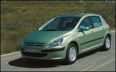 Peugeot revisa más de 1.000 unidades del 307