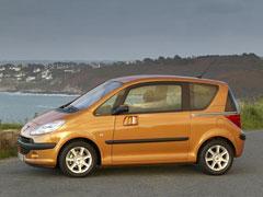 Consigue un Peugeot 1007 por Internet