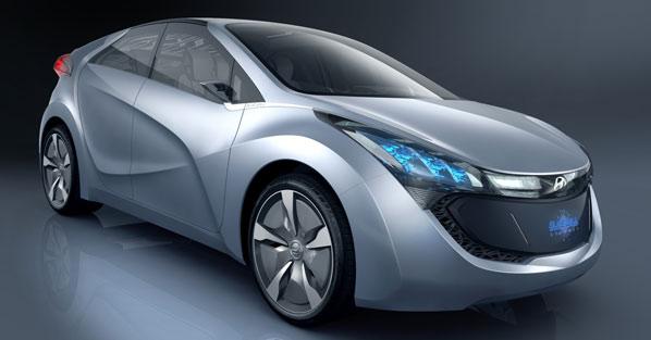 Blue-Will, el Prius de Hyundai