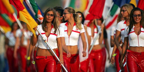 Rumores, curiosidades y chicas de F1