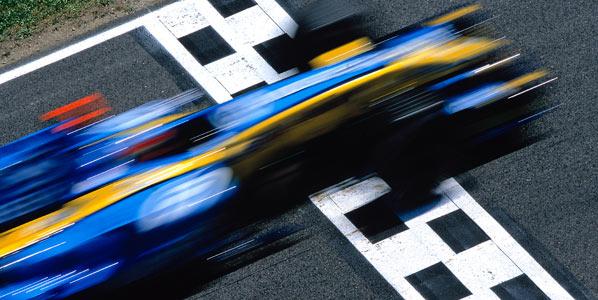 La estadística en la Fórmula 1