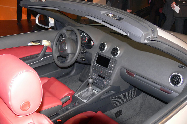 Audi A3 Cabrio 1.2 TFSI