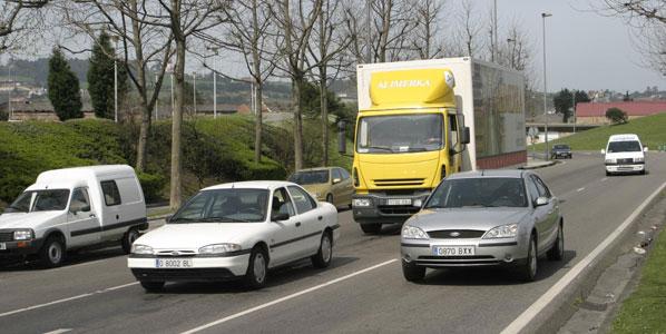 Muchos conductores, sin carné