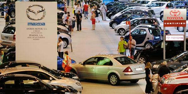 El valor de venta de los coches usados caerá en 2011