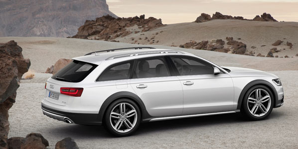 Audi A6 Allroad, desde 58.180 euros