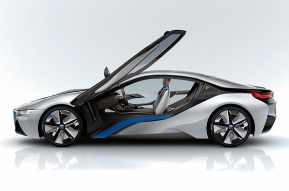 BMW i8, súper deportivo híbrido