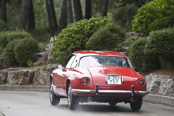 Lancia Flaminia Sport 3C Zapato