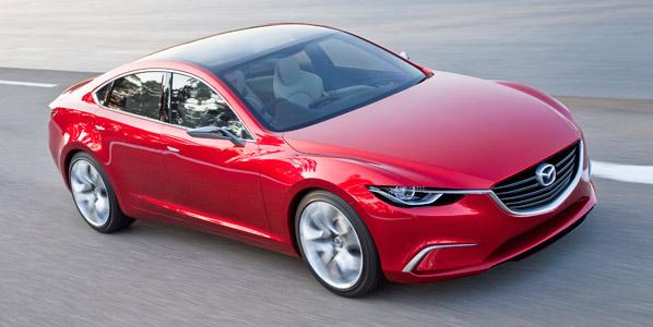 El nuevo Mazda 6, en otoño