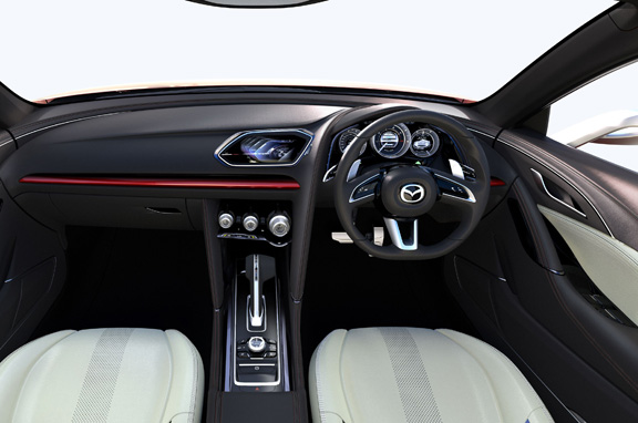 El nuevo Mazda 6, en otoño de 2012.
