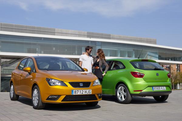 Seat Ibiza 2012 el contacto
