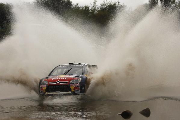 Doblete Citroën: Sordo segundo