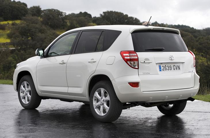 Nuevo Toyota RAV4.