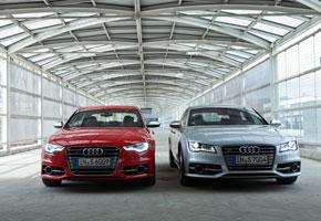 Audi S6, S6 Avant y S7