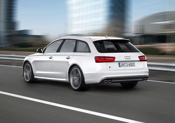 Audi S6 y S7 el contacto