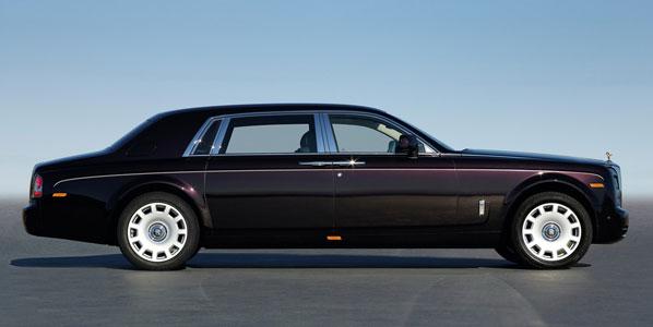 Rolls Royce Phantom de batalla larga