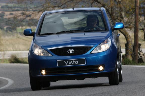 Tata Vista, practicidad a buen precio