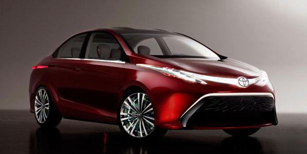 Toyota, tres concepts para Pekín 2012
