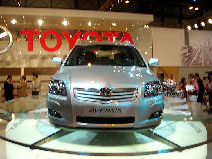 Toyota en el Salón del Automóvil de Madrid