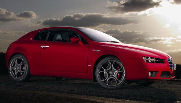 Alfa Romeo Brera S, adictivo