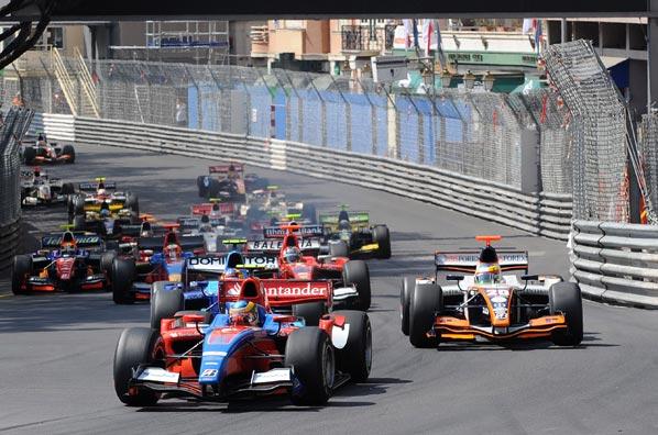 GP2 Mónaco: Senna tras las huellas de su tío