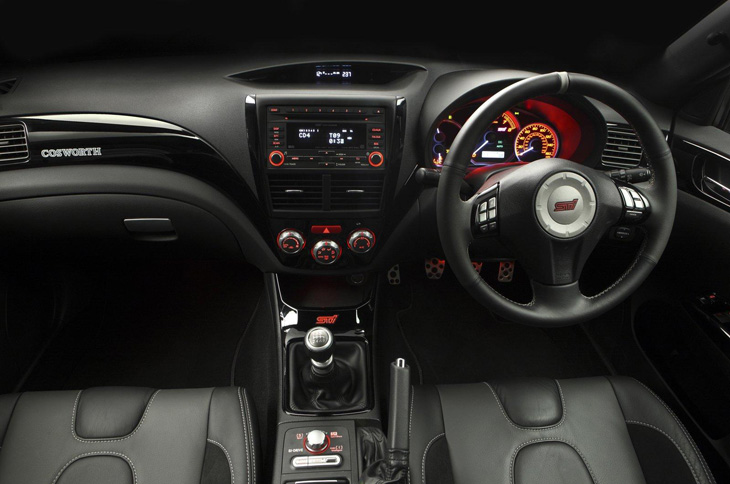 Subaru Cosworth STi CS400