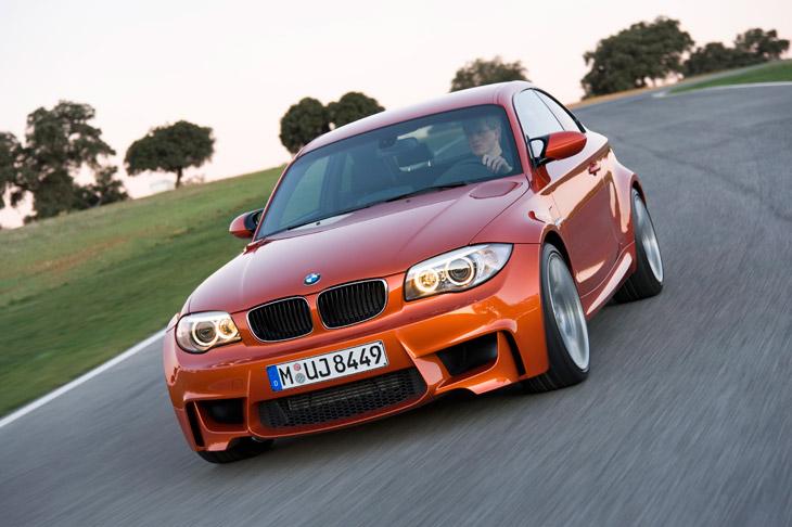BMW Serie 1 M, el contacto