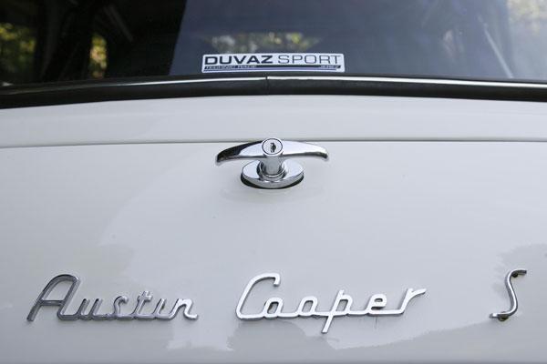 Mini Cooper S todo un auténtico  clásico
