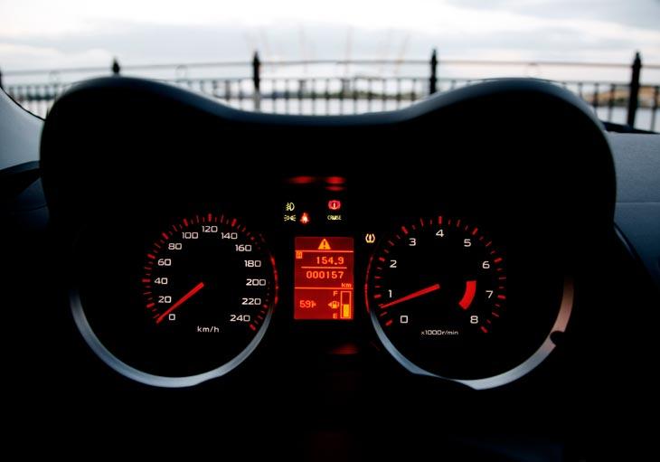 Mitsubishi Lancer Sportback detalles