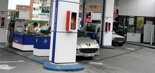 Baja el consumo de carburante en verano