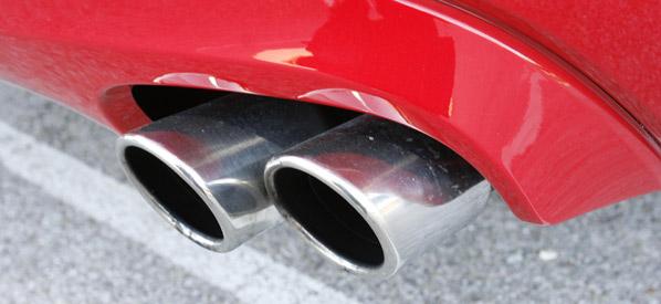 Información de CO2 en los coches nuevos