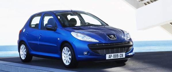 Peugeot: 2.600 € por tu viejo coche