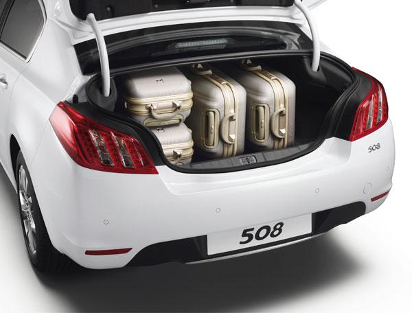 Peugeot 508 especial Peugeot