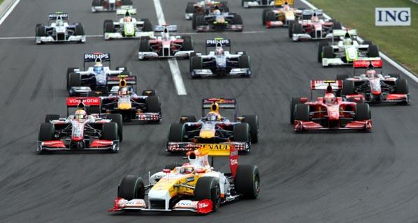 F1: Hamilton gana el GP de Hungría