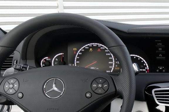 Mercedes CL 63 AMG y CL 65 AMG.