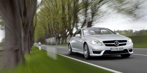 Mercedes CL 63 AMG y CL 65 AMG