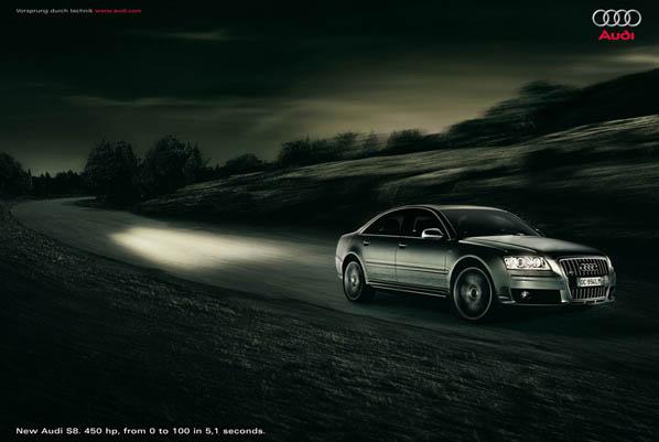 Menos publicidad de coches
