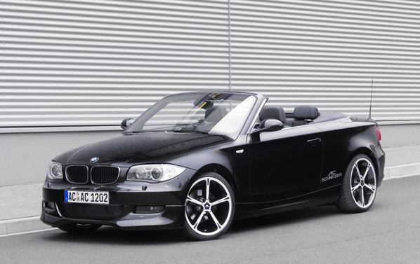 BMW Serie 1 Cabrio ACS1