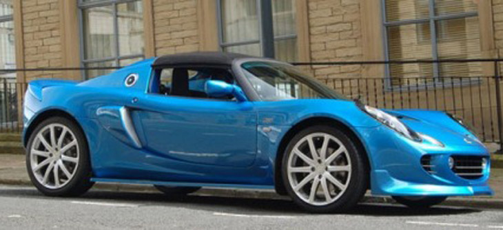 Lotus Elise Especial Edition Project Kahn.