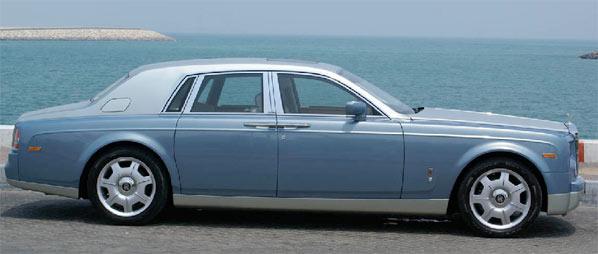 Rolls Royce Peony Phantom