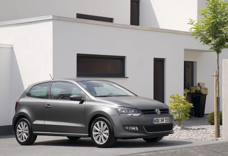 Volkswagen Polo de tres puertas