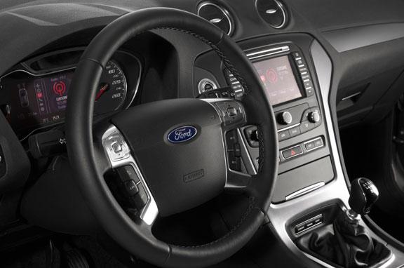 Nuevo Ford Mondeo 2011
