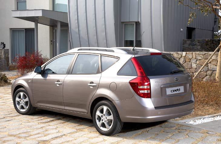 Kia Ceed Sporty Wagon: personalidad versátil