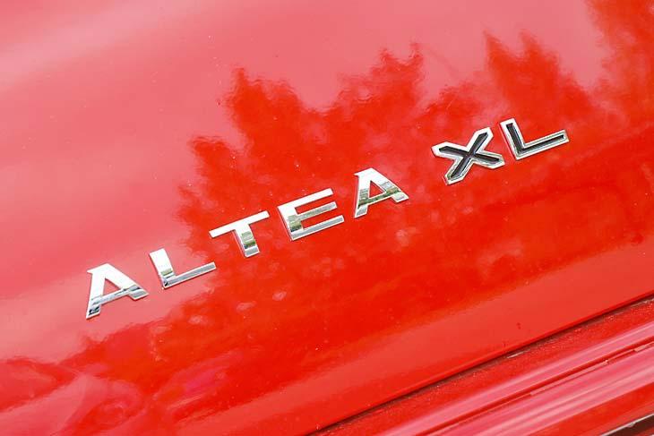 Seat Altea XL: exteriores