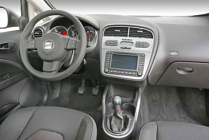 Seat Altea XL: interiores