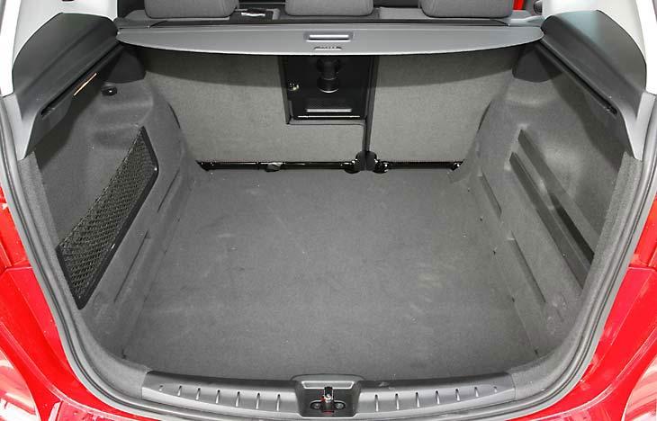 Seat Altea XL: interiores
